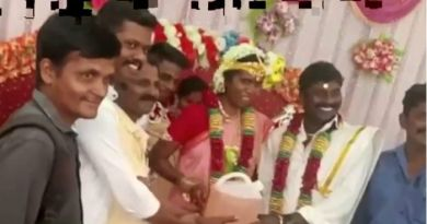 तमिलनाडु में नवदंपति को दोस्तों ने पेट्रोल गिफ्ट किया