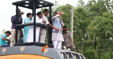 मुख्यमंत्री शिवराज सिंह चौहान