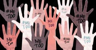 मैं मीडिया में हूं और खुशनसीब हूं कि हमारे आंगन में भी #MeToo भी दस्तक दे चुका है।