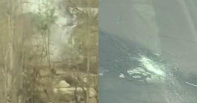 बडगाम में गुरुवार सुबह हुई मुठभेड़ में सुरक्षाबलों ने दो आतंकी मार गिराए।