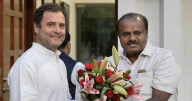 कर्नाटक उपचुनाव में कांग्रेस-जेडीएस की जीत
