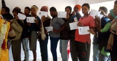 मध्य प्रदेश और मिजोर में मतदान खत्म