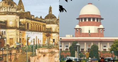 राम जन्मभूमि-बाबरी मस्जिद मामले की सुनवाई के लिए 5 न्यायाधीशों की संविधान पीठ गठित।