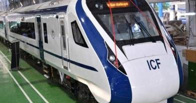 भारत में सबसे तेज चलने वाली ट्रेन 18 यानि वंदे भारत एक्सप्रेस का उद्घाटन इसी महीने हो सकता है।