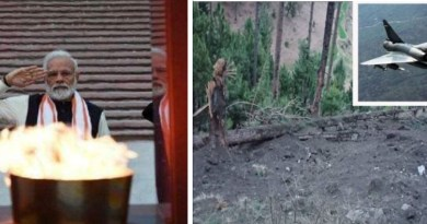 हिंदुस्तान ने जिस तरह से पाकिस्तान में बने आतंकी ठिकानों को हवाई हमले से तबाह कर दिया है
