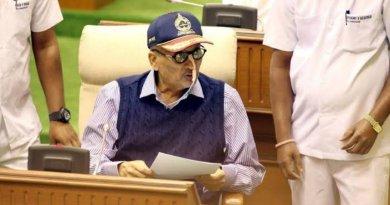 गोवा के सीएम मनोहर पर्रिकर का निध