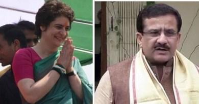 शिया वक्फ बोर्ड के अध्यक्ष वसीम रिजवी ने कांग्रेस महासचिव प्रियंका गांधी वाड्रा पर विवादिता बयान दिया है।