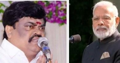 तमिलनाडु के दूध और डेयरी विकास मंत्री केटीआर बालाजी ने कहा है कि पीएम मोदी ऑल इंडिया अन्ना द्रविड मुनेत्र कड़गम कार्यकर्ताओं के पिता समान हैं।