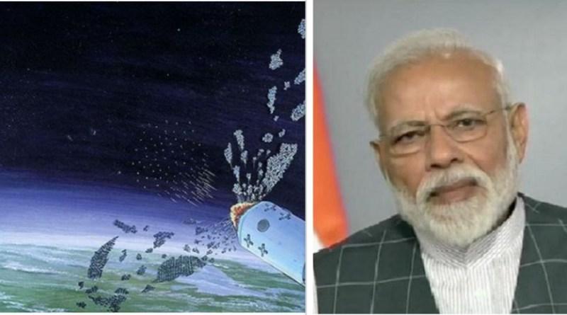 इंडिया के एक एंटी-सैटेलाइट मिसाइल ने स्पेस में दूसरे सैटेलाइट को मार गिराया है।
