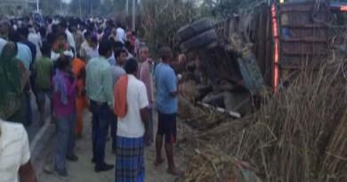 बेगूसराय में सड़क हादसा, 8 की मौत