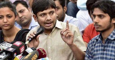 सीपीआई उम्मीदवार कन्हैया कुमार