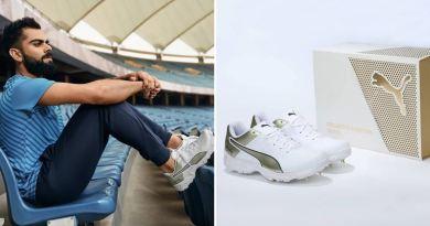 स्पोर्ट्स ब्रांड प्यूमा ने भारतीय क्रिकेट टीम के कप्तान विराट कोहली के लिए स्पेशल जूता बनाया है। कंपनी ने इस स्पेशन जूते का नाम वन-8 दिया है।