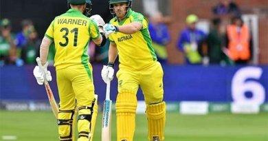 ICC 2019 क्रिकेट विश्व कप के 20वें मैच में ऑस्ट्रेलिया ने श्रीलंका को 87 रनों से हरा दिया है।
