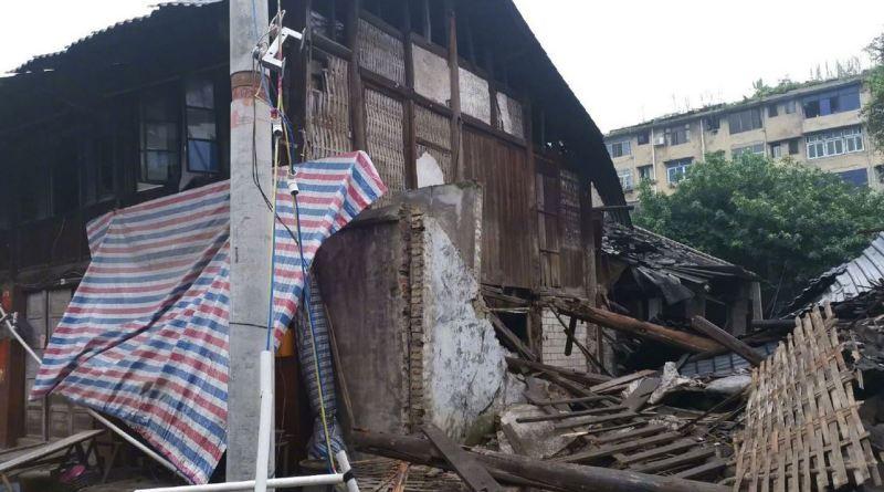 चीन में एक के बाद एक कई भूकंप के झटके महसूस किए गए हैं। रिक्टर स्केल पर भूकंप तीव्रता 6.0 थीं।
