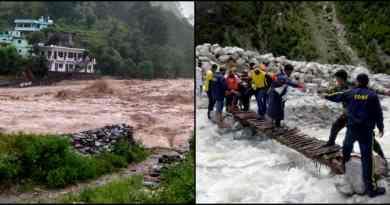 उत्तराखंड में भारी बारिश और भूस्खलन से चारों तरफ तबाही का मंजर है। दरकते पहाड़ों ने लोगों की जिंदगी को मुश्किल में डाल दिया है।