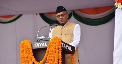 स्वतंत्रता दिवस के मौके पर सीएम त्रिवेंद्र सिंह रावत ने की ये प्रमुक घोषणाएं