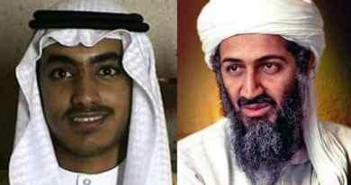 ओसामा बिन लादेन का बेटा हमजा बिन लादेन मारा गया।