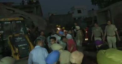 पंजाब के गुरुदासपुर के बटाल में पटाखा फैक्ट्री में धमका हुआ है। हादसे में 19 लोगों की मौत की हो गई है