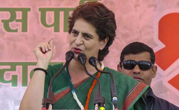 कांग्रेस महासचिव प्रियंका गांधी नें ट्वीट कर राहुल गांधी द्वारा शेयर किए खास वीडियो को देखने के लिए लोगों से अपील की है।