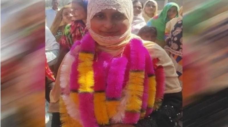 उत्तराखंड के जसपुर में नई नवेली दुल्हन नबी प्रधान