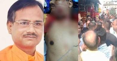 लखनऊ में कमलेश तिवारी की हत्या के मु्ख्य आरोपी मोइनुद्दीन पठान और अशफाक को गुजरात एटीएस ने गिरफ्तार कर लिया है। दोनों आरोपियों को एटीएस ने राजस्थान बॉर्डर से गिरफ्तार किया गया है।