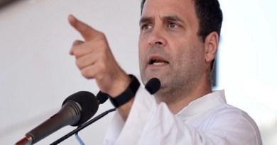 महाराष्ट्र में रविवार को तीन रैलियों को संबोधित करेंगे राहुल गांधी