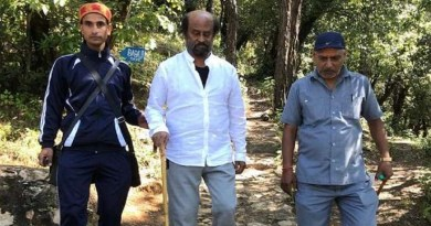रजनीकांत ने उत्तराखंड के इस गुफा में लगाया ध्यान