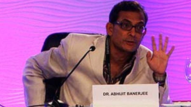भारतीय मूल के अभिजीत बनर्जी को अर्थशास्त्र में नोबल पुरस्कार से सम्मानित किया गया है।