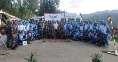 भारत और कजाकिस्तान का संयुक्त युद्ध अभ्यास गुरुवार से शुरू होगा। ये युद्धाभ्यास उत्ताखंड के पिथौरागढ़ में सेना के मैत्री मैदान में होगा।