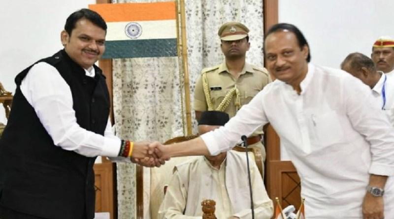 महाराष्ट्र में बीजेपी से हाथ मिलाकर उसकी सरकार बनवाने और डिप्टी सीएम पद की शपथ लेने वाले अजित पवार का बड़ा बयान सामने आया है।