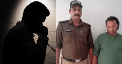 सीएम को धमकी देने वाला आरोपी गिरफ्तार