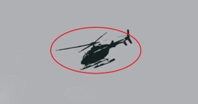 उत्तराखंड में भारत-नेपाल सीमा पर भारतीय सीमा में हेलीकॉप्टर देखे जाने पर हड़कंप मच गया।