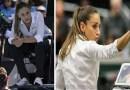 जब टेनिस स्टार रोजर फेडरर कोर्ट में खेलते हैं तो दर्शक की निगाहें उनके खेल पर टिक जाती हैं।