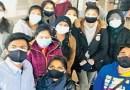 चीन से भारत वापस लाने के बाद मानेसर शिविर में 14 दिन से निगरानी में रखे गए सभी 248 छात्रों को मंगलवार को घर भेज दिया गया। इन छात्रों में कोरोना वायरस की पुष्टि नहीं हुई।