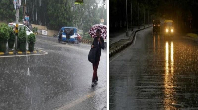 उत्तराखंड के कई शहरों में आज मौसम ने फिर करवट बदली। कई जगहों पर मूसलाधार बारिश के साथ ही बर्फबारी ही।