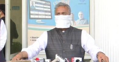 उत्तराखंड की राजनीति से सबसे बड़ी खबर, CM त्रिवेंद्र रावत ने दिया इस्तीफा
