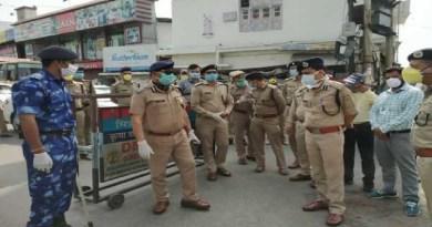उत्तराखंड में बुधवार को दूसरे कार्यकाल के लॉकडाउन का पहला दिन था। पूरे प्रदेश में लॉकडाउन के दौरान सख्ती देखी गई।