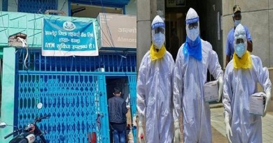 उत्तराखंड के कुमाऊं में कोरोना का संक्रमण तेजी से फैल रहा है। अल्मोड़ा जिले के द्वाराहाट में विपिन चंद्र त्रिपाठी कुमाऊं प्रोद्योगिकी संस्थान में 50 से ज्यादा छात्रों में कोरोना के लक्षण पाए गए हैं।