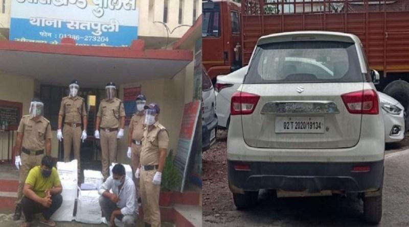 कोटद्वार में पुलिस ने मंगलवार को अवैध शराब के खिलाफ कार्रवाई की है। पुलिस ने 15 पेटी अवैध शराब के साथ दो लोगों को गिरफ्तार किया है।