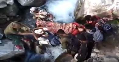 उत्तराखंड: घायल महिला के लिए 'देवदूत' बने ITBP के जवान, खतरनाक पहाड़ों के बीच से किया रेस्क्यू, देखें वीडियो