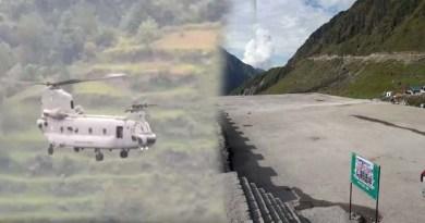रुद्रप्रयाग: केदारघाटी में 'चिनूक' के लिए हेलीपैड तैयार, चीन की हर चाल को करेगा चकना चूर!
