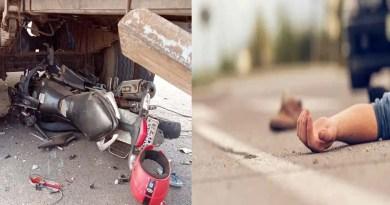 उत्तरकाशी से दुखद खबर! डामटा के पास ट्रक की टक्कर से बाइक सवार की दर्दनाक मौत, दूसरे की हालत गंभीर