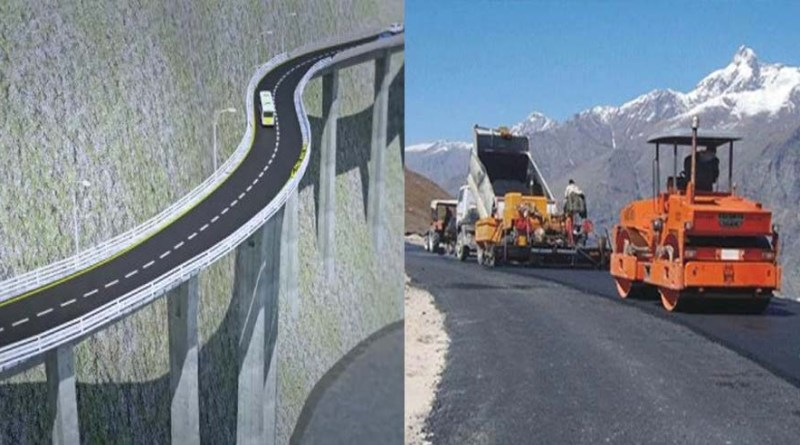 उत्तराखंड: सबसे पहले रूट में पूरा होगा ऑल वेदर रोड परियोजना का काम, महज 2 प्रतिशत काम बाकी