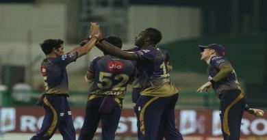 IPL 13 में चेन्नई की चौथी हार, जीत की पटरी पर लौटी कोलकाता नाइट राइडर्स
