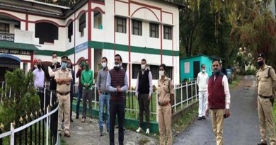 पिथौरागढ़: DM, SDM और CDO के कोरोना पॉजिटिव मिलने से हड़कंप, रविवार तक कलेक्ट्रेट बंद रखने का फैसला