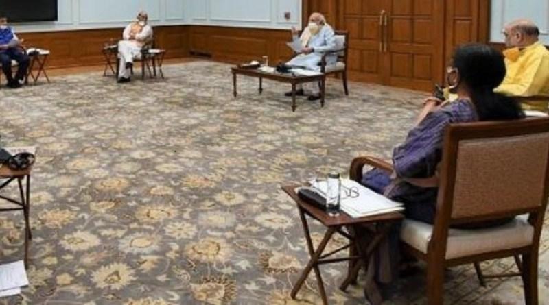 केंद्रीय कैबिनेट ने 'प्राकृतिक गैस मार्केटिंग' सुधारों को मंजूरी दे दी है। प्रधानमंत्री नरेंद्र मोदी की अध्यक्षता में हुई आर्थिक मामलों की मंत्रिमंडल समिति ने गैस आधारित अर्थव्यवस्था की दिशा में एक और महत्वपूर्ण कदम उठाते हुए इसे मंजूरी दी है।