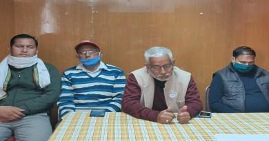 अल्मोड़ा में कांग्रेस के राज्यसभा सांसद प्रदीप टम्टा ने महिलाओं के खिलाफ बढ़ते अपराध को लेकर सरकार को घेरा।
