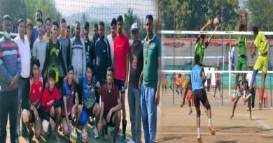 वॉलीबॉल टूर्नामेंट: दानपुर ने बागेश्वर को 1-3 से दी पटखनी, मालदे से होगी खिताबी भिड़ंत