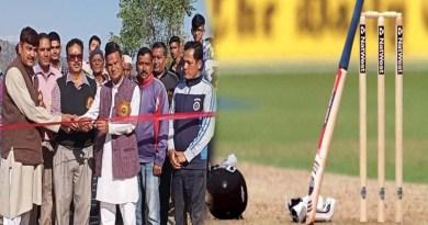 अल्मोड़ा: चौंणी ने जीत के साथ की डुंगरा में क्रिकेट मैच प्रतियोगिता की शुरूआत