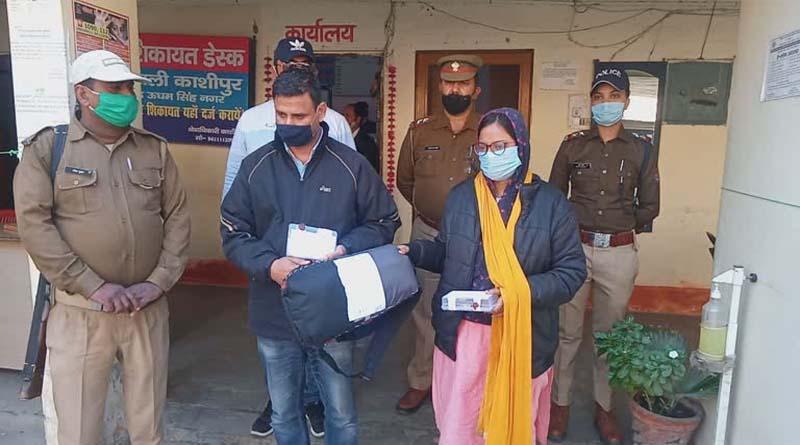 काशीपुर: फैक्ट्री कर्मी अपहरण मामले में पुलिस को मिली बड़ी सफलता, महिला साथी के साथ मुख्य आरोपी गिरफ्तार